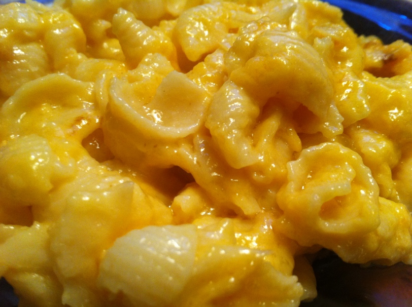 smoked gouda mac & cheese