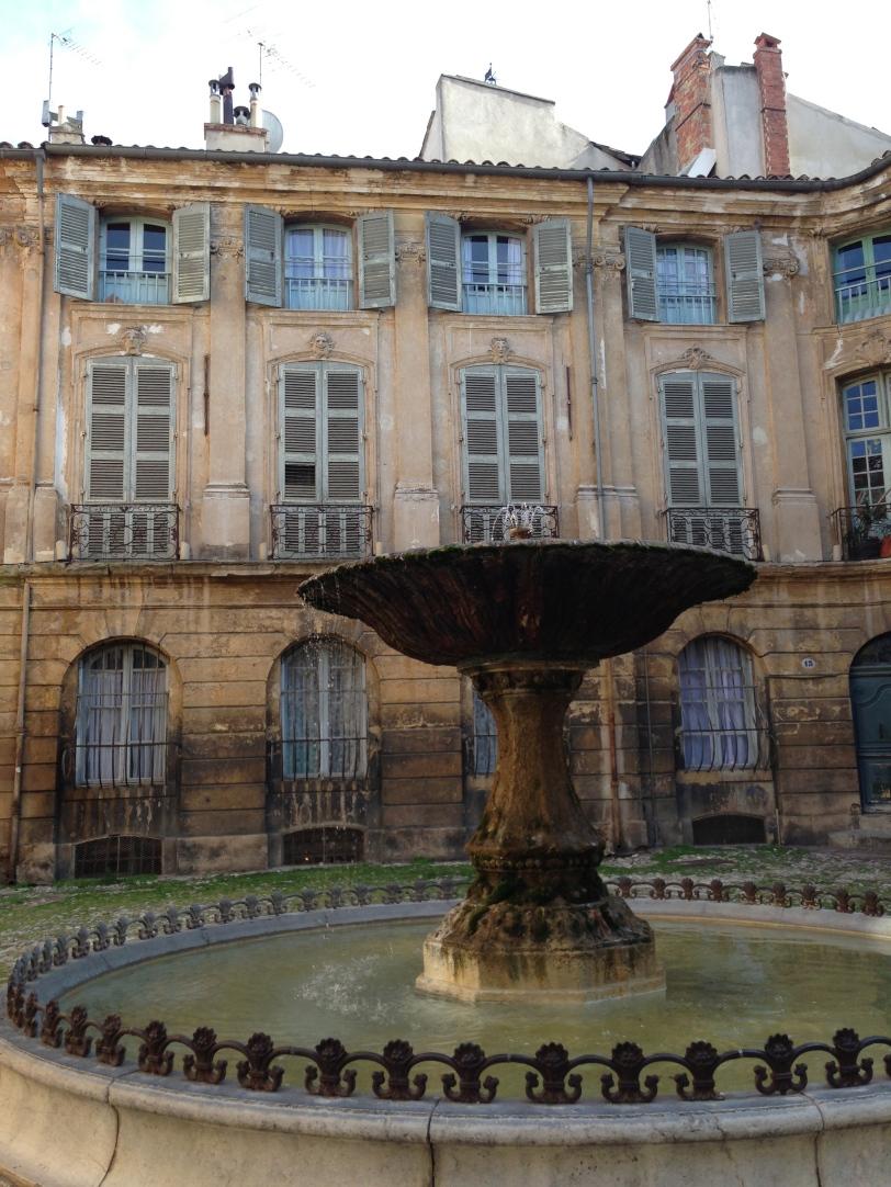 Rustic beauty in Aix-en-Provence